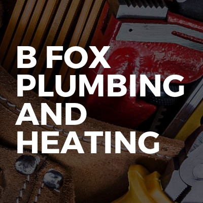 B FOX Plumbing And Heating