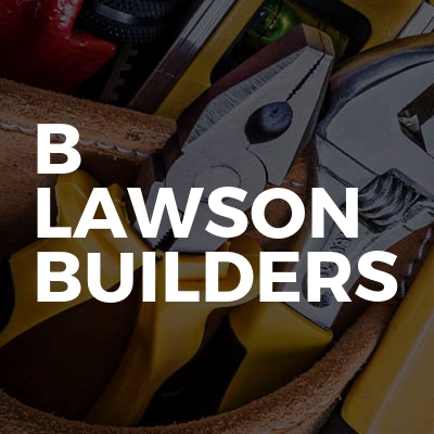 B Lawson Builders