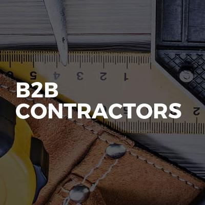 B2B Contractors