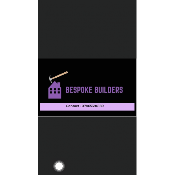 Bespoke Building