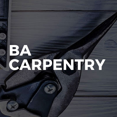 BA CARPENTRY