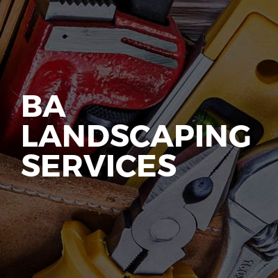 Ba Landscaping Services