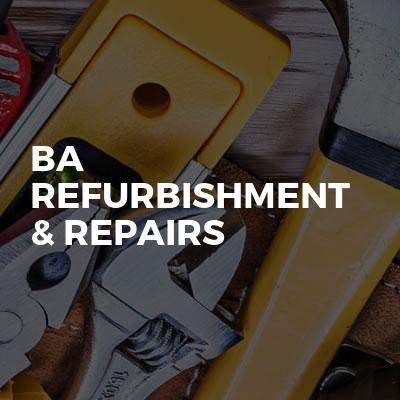 BA Refurbishment & Repairs