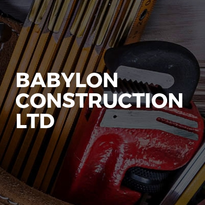 Babylon Construction Ltd