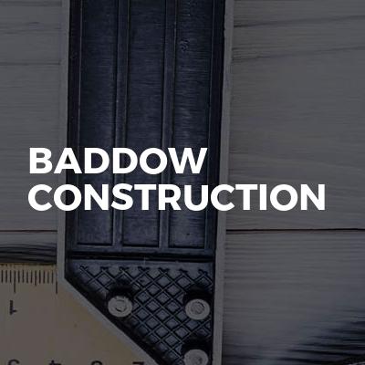 Baddow Construction