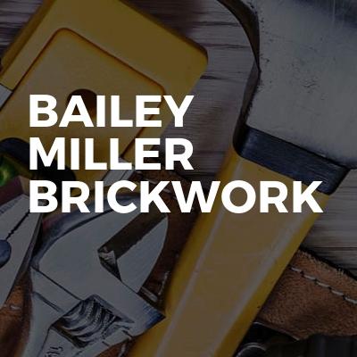 Bailey Miller Brickwork