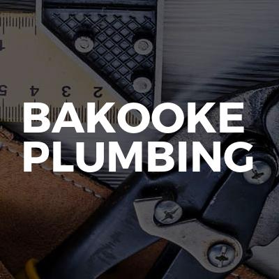 Bakooke plumbing