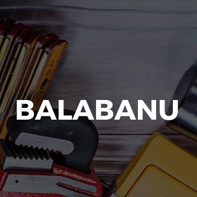 Balabanu