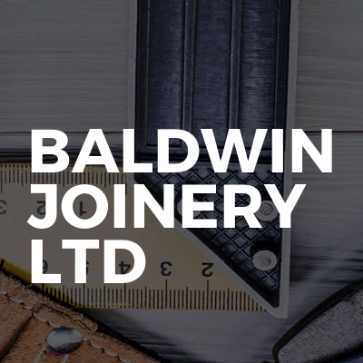 Baldwin joinery Ltd