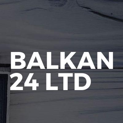Balkan 24 Ltd