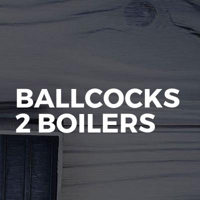 Ballcocks 2 Boilers