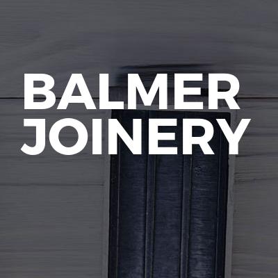 Balmer joinery