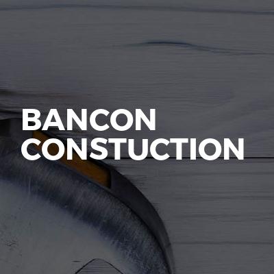 Bancon Constuction