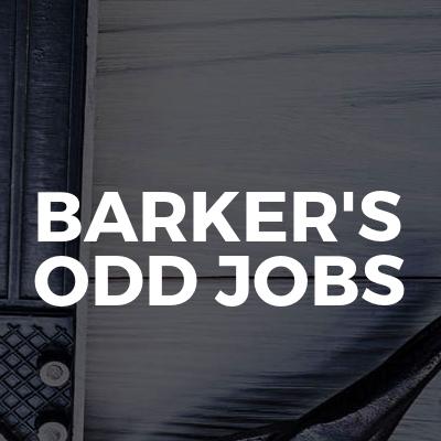 Barker's Odd Jobs