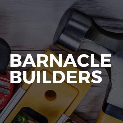 Barnacle builders