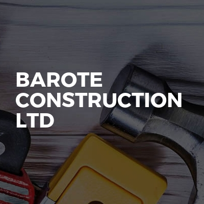 Barote construction ltd