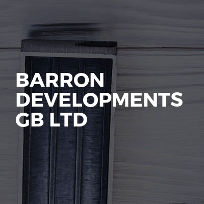 Barron Developments GB Ltd