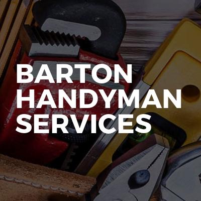 Barton Handyman Services