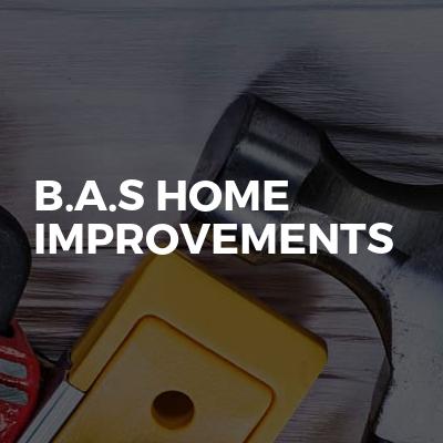 B.A.S Home Improvements