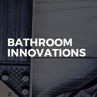 Bathroom Innovations