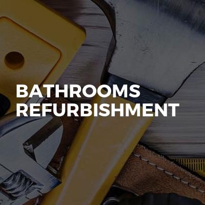 Bathrooms Refurbishment