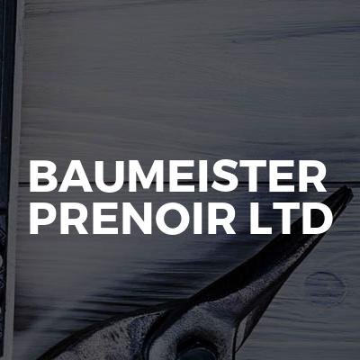 Baumeister Prenoir Ltd