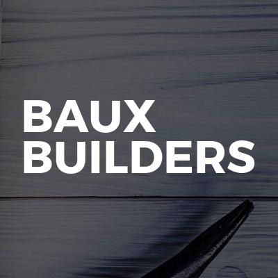 BAUX BUILDERS