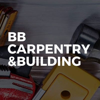 BB carpentry &building