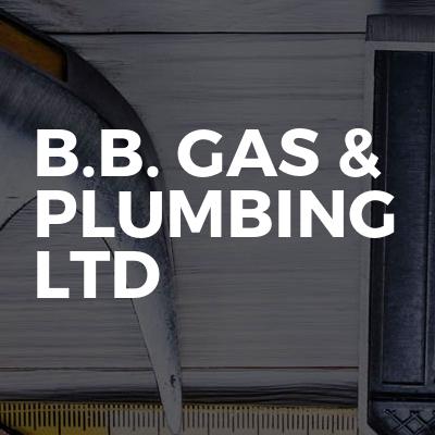 B.B. GAS & PLUMBING LTD