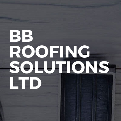 BB Roofing Solutions ltd