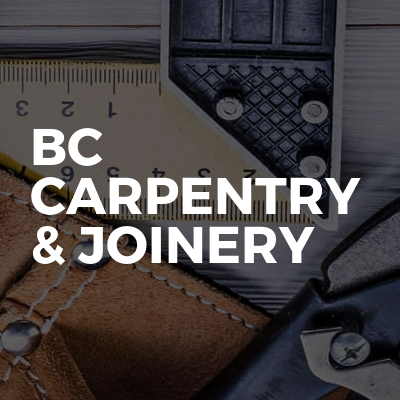 BC Carpentry & Joinery