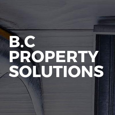 B.c Property Solutions