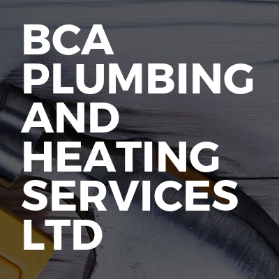 BCA Plumbing And Heating Services Ltd