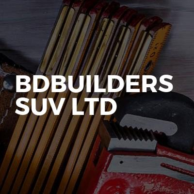 Bdbuilders suv ltd