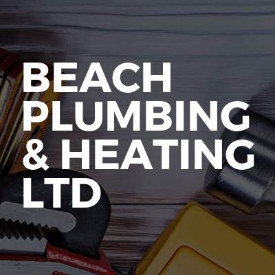 Beach plumbing & heating  LTD