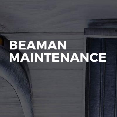 Beaman Maintenance