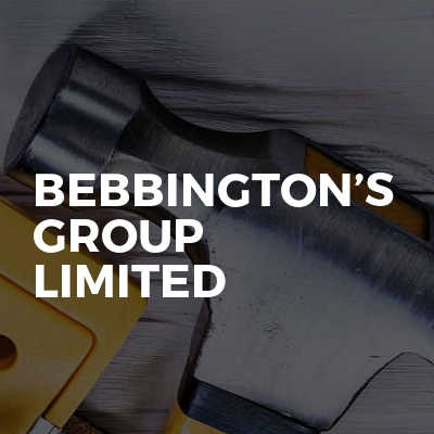 Bebbington's Group Limited