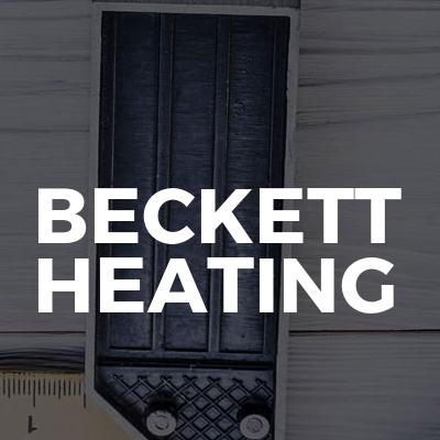 Beckett heating