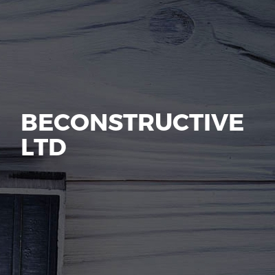 Beconstructive ltd