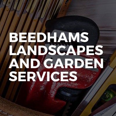 Beedhams landscapes and garden services