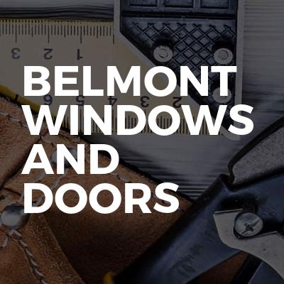Belmont Windows ,doors and construction