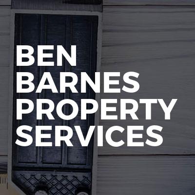 Ben Barnes property services