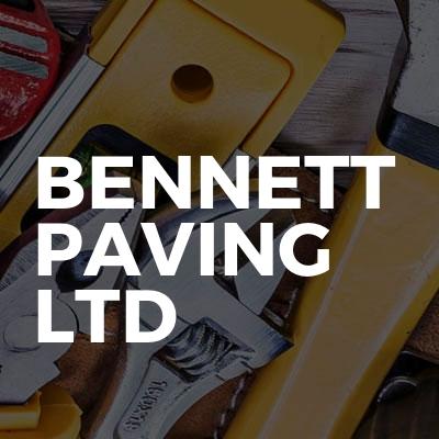 Bennett Paving ltd