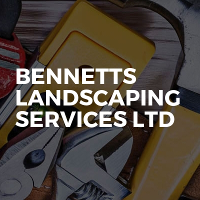 Bennetts Landscaping Services Ltd