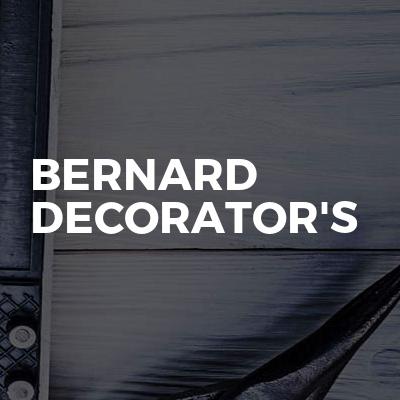 Bernard Decorator's