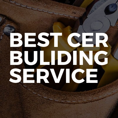 Best cer buliding service
