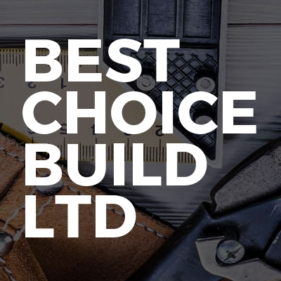 Best choice build ltd