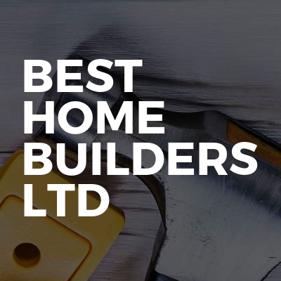 Best Home Builders Ltd