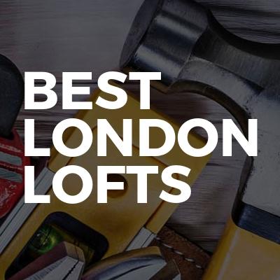 Best London Lofts