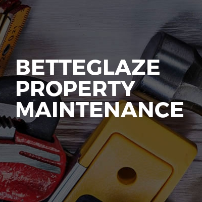 Betteglaze Property Maintenance